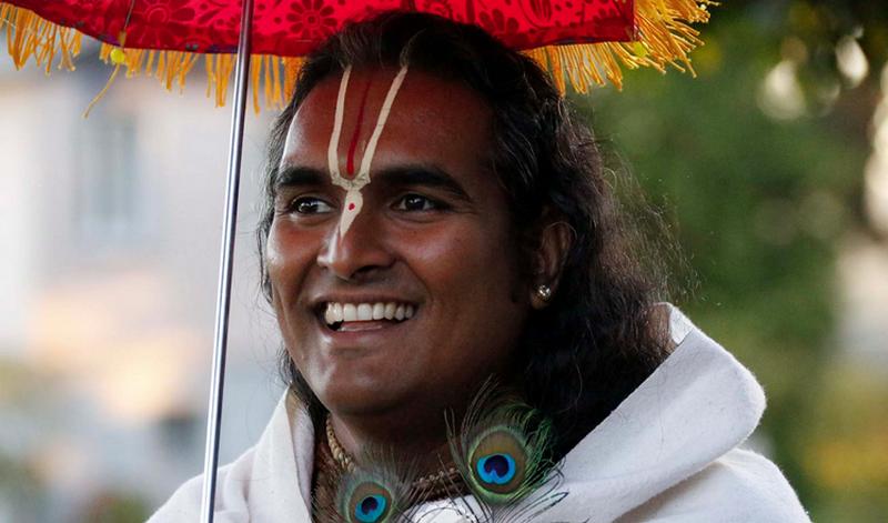 Paramahamsa Sri Swami Vishwananda